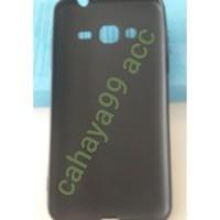 Terbaru Case Slim Black Matte Samsung J3 / J300 / Softcase Back Cover