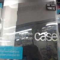 Nillkin Hard Cover Case Free Antigores Bening Lenovo Vibe X2 Hitam