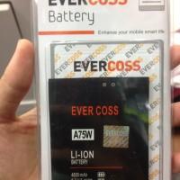 Baterai Evercoss A75W Winner Y1 4800Mah Original