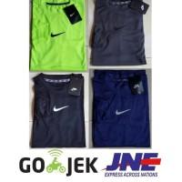 SALE kaos dalam Nike lengan panjang dri fit base layer olahraga fitnes