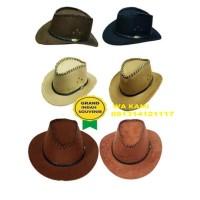 topi koboi anak-topi koboy-topi coboi-topi promosi-topi polos-distro