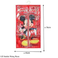 promo termurah Rak gantung hanger jilbab kerudung karakter mini