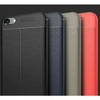 Case Samsung J7 Pro Autofokus Leather Carbon