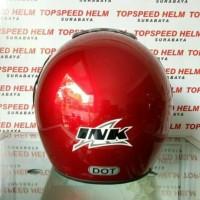 Harga jual cepat helm ink batman ink cx390 maron lower | Pembandingharga.com