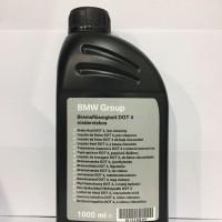 Original BMW Brake Fluid Minyak Rem DOT4 Low Viscosity 1 Liter