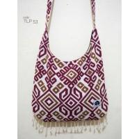 Harga best quality aec tlp53 tas selempang tenun etnik motif toraja | Pembandingharga.com