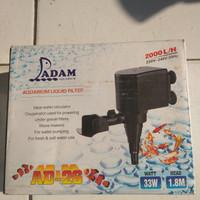 Aquarium ikan hias pompa celup power head adam ad 26 ori yamano amara