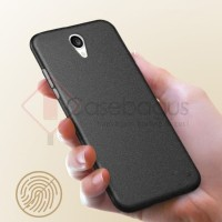 Lenovo Vibe P2 Turbo - Quicksand Soft Case Casing Cover Matte Black
