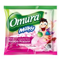 Ice Omura - Rasa Es Kelapa Kopyor