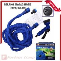 Selang Air Magic Hose 22.5 Meter / Selang Air Elastis