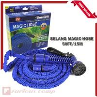 Selang Air Magic Hose 15 Meter / Selang Air Elastis