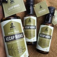 Javara Kecap Manis ( Soya Free ) 150gr