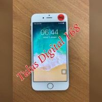 Handphone iPhone / Hp iPhone 6 64GB No FP Silver - ( SEKEN )