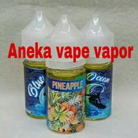 Liquid Premium Ocean Blue Pineapple 30 ML New