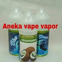 Liquid Premium Ocean Blue Cocopandan 30 ML New