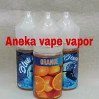 Liquid Premium Ocean Blue Orange 30 ML New