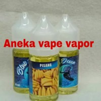 Liquid Premium Ocean Blue Banana 30 ML New