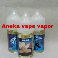 Liquid Premium Ocean Blue Vanilla 30 ML New