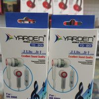 HEADSET YARDEN YD-801 / HANDSFREE MIC YD801 SAMSUNG ANDROID EXTRA BASS
