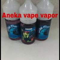 Liquid Premium Ocean Blue Anggur 30 ML New