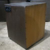 elektrik cahon drum