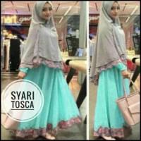 syafina gamis maxi syari baju muslim remaja wanita bagus murah