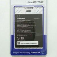 Baterai Lenovo K3 K5 A6000 BL242 Original Batre Baterry