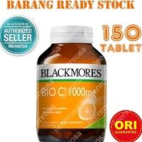 Jual Blackmores Bio C 1000mg BPOM Kalbe - 150 Tablet ~ TERLARIS Murah