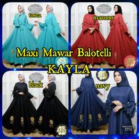 Baju wanita Maxi modern muslima maxi wanita muslim trendy modis style