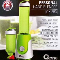 Sale! Ox-853 Personal Hand Blender Oxone Wl Shop New Diskon