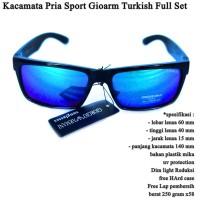 Kacamata Cowok Sunglasses Sport Gioarm