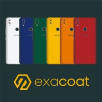 [EXACOAT] Vivo V9 3M Skin / Garskin - True Colors (Red & etc)