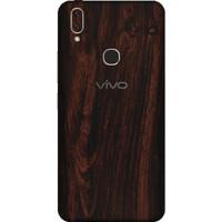 [EXACOAT] Vivo V9 3M Skin / Garskin - Wood Mahogany