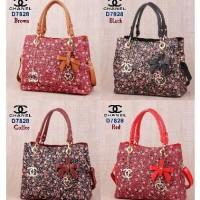Harga big sale d7828 tas tangan import branded chanel handbag murah  d629fcec09