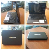 laptop Toshiba portage core i3 begaransi