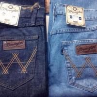 PREMIUM Celana Jeans Pria Wrangler Celana Panjang celana pria wanita