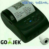 Printer Kasir Thermal Bluetooth Mobile Paytren 58mm EPPOS EP5802AI