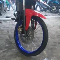 Sepaket Velg Jari Jari Buat Honda Sonic 150 New
