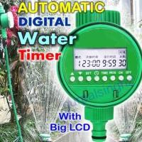 baru Water Timer Garden Irigasi digital lcd automatis otomatis kran a