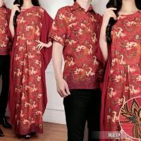 kaftan satin Batik Sutra Velvet TS 240283
