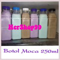 Jual Botol Cimory / Puding / Thai tea / Juice / Susu / Slime / Moiaa Murah