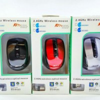 Mouse USB Wireless ACER PC KOMPUTER LAPTOP - CEPAT MURAH