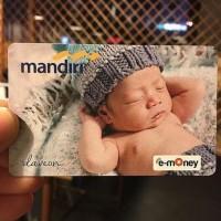 Custom Nama Kartu E Money / Flazz Foto Sendiri