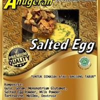 Salted Egg Powder bubuk telur asin Premium