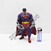 "Superman Bizzaro Action Figure DC Direct Toy 7"""