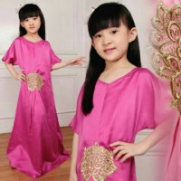 Kaftan Anak SIMPLE Kids Dress kid baju pesta lebaran
