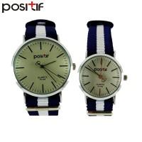 Jam Tangan Couple Merk POSITIF Cornella PS-096 Original Tahan Air