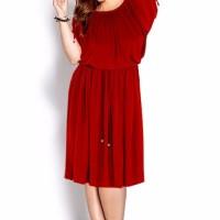 Dress Jumbo Simplicity Dress baju Wanita Ukuran Besar Big Size BSS201