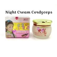 kosmetik Eceran Night Cream Cordyceps / Yu Chun Mei ( Krim Malam )
