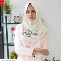 Diskon Pashmina Hijab Jilbab Kerudung Instan Tanika Model Terbaru